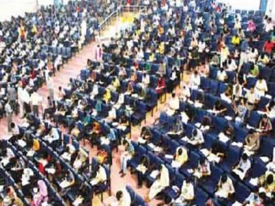 پنجاب کے تمام سرکاری ونجی میڈیکل کالجوں میں داخلے کے لیے انٹری ٹیسٹ کا انعقاد, طلباء اور والدین انٹری ٹیسٹ کے خلاف پھٹ پڑے
