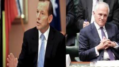 آسٹریلوی وزیر اعظم ٹونی ایبٹ کی جگہ میلکم ٹن بل نے نئے وزیر اعظم کے طور پر حلف اٹھا لیا