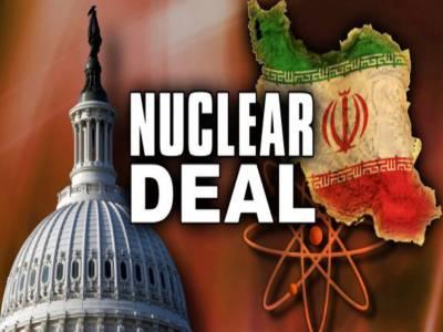 امریکی کانگریس نے پھر ایران کے ساتھ نیوکلیئر ڈیل کے حق میں ووٹ دے دیا