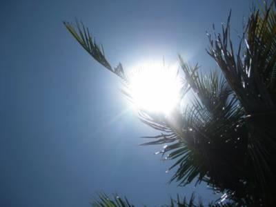 ملک کے بیشترعلاقوں میں آج موسم گرم اور خشک رہے گا:محکمہ موسمیات