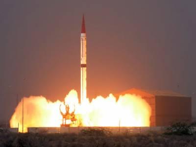پاکستان کا بیلسٹک میزائیل شاہین تھری کا کامیاب تجربہ, میزائل 2750 کلومیٹرتک ہدف کونشانہ بنا سکتا ہے:آئی ایس پی آر