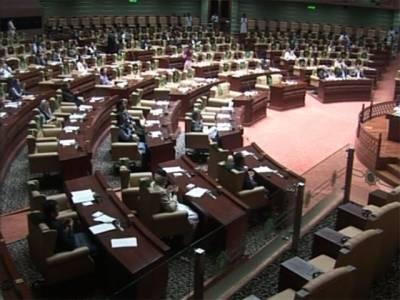 سندھ اسمبلی: رینجرز اختیارات میں توسیع سےکی قرارداد پھرپیش نہ ہوسکی، تاجروں نےاسمبلی کے گھیراؤ کی دھمکی دیدی