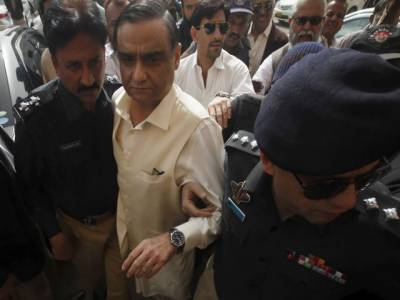 ڈاکٹر عاصم 7 روزہ ریمانڈ پر نیب کے حوالے، ضیاالدین ہسپتال میں زیرعلاج رہنے والےدہشتگردوں کےنام سامنےآ گئے
