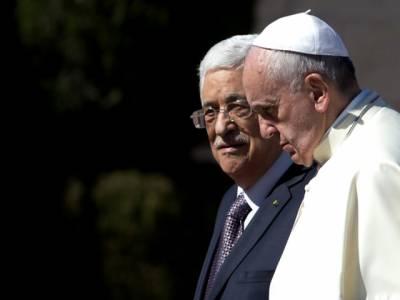 مسیحیوں کے مقدس ترین مشن ویٹی کن نے فلسطین کو باضابطہ ریاست کے طور پر تسلیم کرنے کا اعلان کر دیا
