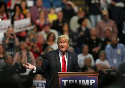 باراک اوبامہ اور ہلیری کلنٹن نے داعش بنائی : ڈونلڈ ٹرمپ