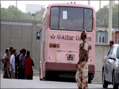 کراچی: داعش سندھ کا سرغنہ اور سانحہ صفورا کا مرکزی کردار گرفتار