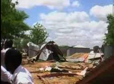کینیا میں شدت پسند گروپ الشباب نے افریقی یونین پر حملہ کرکے 60فوجیوں کو ہلاک کر دیا