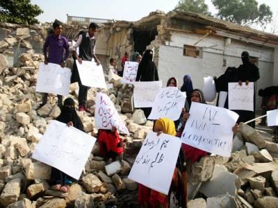 کوارٹرز خالی کرنے کے لئے کئی نوٹسز بھجوائے، متبادل جگہ کی پیشکش بھی کی: سندھ حکومت