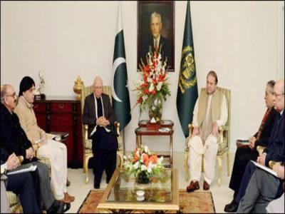 نیشنل ایکشن پلان: سیاسی تلخیوں کو رکاوٹ نہیں بننے دیا جائیگا, وزیر اعظم کی زیر صدارت اجلاس میں فیصلہ