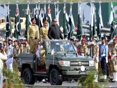 امن کی خواہش کو کمزوری نہ سمجھا جائے, پاکستان کی طرف اٹھنے والی کوئی میلی آنکھ سلامت نہیں رہے گی: صدر ممنون