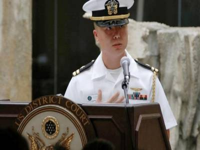 چین اور تائیوان کو خفیہ معلومات فراہم کرنے پر امریکی بحریہ کے افسر کے خلاف مقدمہ درج