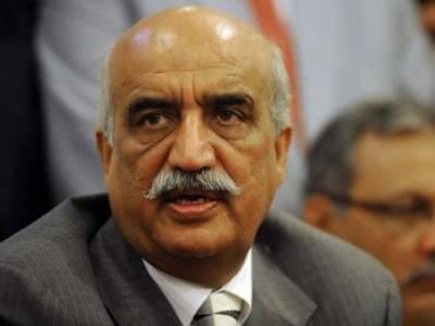 قومی اسمبلی میں قائد حزب اختلاف نے خود کو احتساب کے لیے پیش کرنے کا اعلان کردیا