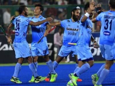 اذلان شاہ ہاکی ٹورنامنٹ : بھارت نے پاکستان کو ایک کے مقابلے میں پانچ گول سے ہرا دیا