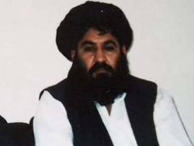 سینئیر طالبان کمانڈر نے ملا اختر منصور کی ہلاکت کی تصدیق کردی , افغان صدر کی جانب سےبھی ملا اختر منصور کے مارے جانے کی تصدیق کردی گئی : امریکی میڈیا