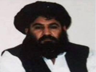 بلوچستان میں امریکی ڈرون حملے میں ملا اختر منصور مارے گئے، سینئر طالبان کمانڈر، شوریٰ کی تردید
