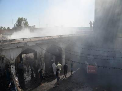 عراق : سید محمد بن علی الھادی کے مزار پر خود کش حملہ، 30 افراد جاں بحق
