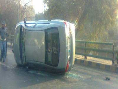 عید ، ٹرو، مرو: ٹریفک حادثات میں 23 افراد جاں بحق، سینکڑوں زخمی