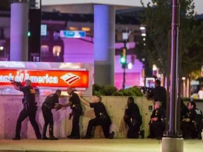 امریکہ: 2 سیاہ فاموں کی ہلاکت کیخلاف کئی شہروں میں مظاہرے، فائرنگ سے 5 سکیورٹی اہلکار ہلاک، پولیس نے سنائپرز کے ساتھی کو بھی قتل کردیا