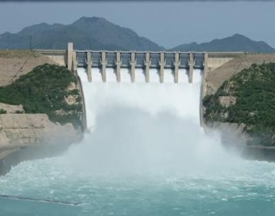 بارشوں کے باعث ڈیمز میں پانی کی سطح مسلسل بڑھ رہی ہے