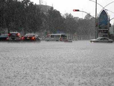 پنجاب، کےپی، گلگت بلتستان اور کشمیر میں آج مزید مون سون بارشوں کا امکان ہے جس سے برساتی ندی نالوں میں طغیانی کا بھی خدشہ ہے