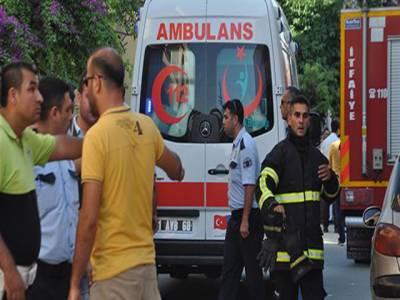 ترکی: جنوبی مشرقی علاقے میں بم دھماکا، 2افراد ہلاک