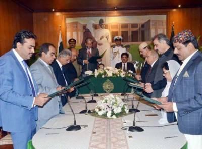 سندھ کابینہ میں توسیع کردی گئی