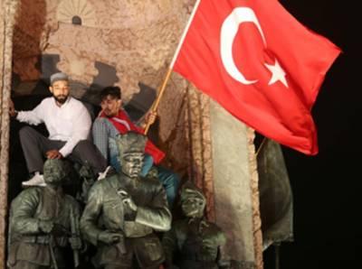 پینتیس ہزار افراد کو گرفتار کیا گیاتھا: ترک اہلکار