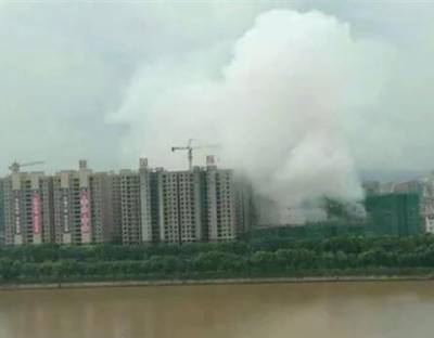 چین کے ایک پاور اسٹیشن میں دھماکا، 21 افراد ہلاک