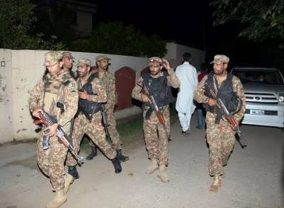 سکیورٹی فورسزکا گوجر خان اور کلر سیداں میں کومبنگ آپریشن ، دو اہم کمانڈروں سمیت چھ دہشتگرد گرفتار