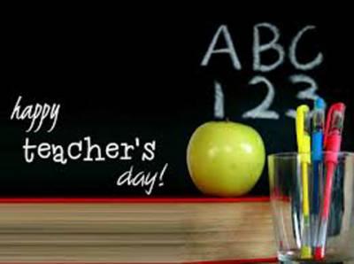 آج پاکستان سمیت دنیا بھر میں اساتذہ کا دن منایا جا رہا ہے