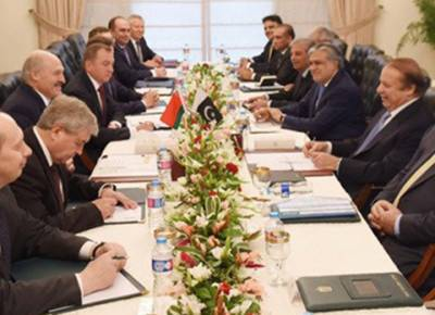 پاکستان سرمایہ کاری کیلئے پُرکشش ممالک میں شامل ہے, بیلا روس اور پاکستان مشترکہ منصوبوں میں ایک دوسرے کیساتھ تعاون کرینگے: وزیراعظم نوازشریف