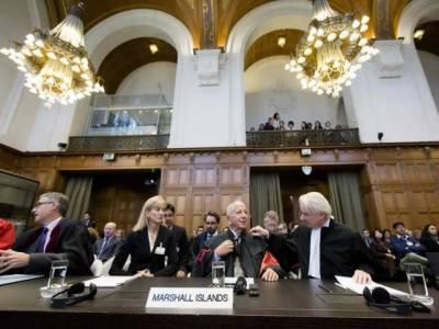 پاکستان کیخلاف ایٹمی پھیلاؤ کا مقدمہ خارج، الزامات درست ہیں نہ درخواست قابل سماعت: عالمی عدالت