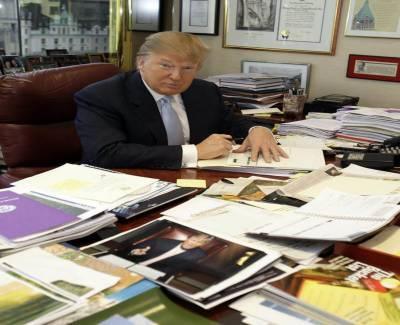 ڈونلڈ ٹرمپ کی اپنی ہی جماعت کے سربراہ پر تنقید