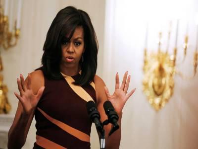 بچیوں کی تعلیم کے فروغ کیلئے موثر اقدامات کئے جائے :مشعل اوباما