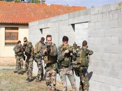 سعودی عرب اور فرانس کی مشترکہ فوجی مشقیں جاری