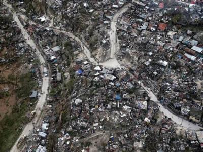 ہیٹی:سمندری طوفان سے ہلاکتوں کی تعداد 473 ہو گئی