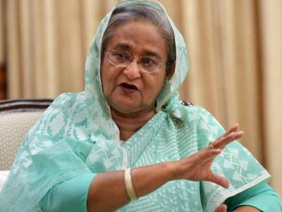 پاکستان سے سفارتی تعلقات ختم کرنے کیلئے بہت دبا ﺅہے: حسینہ واجد