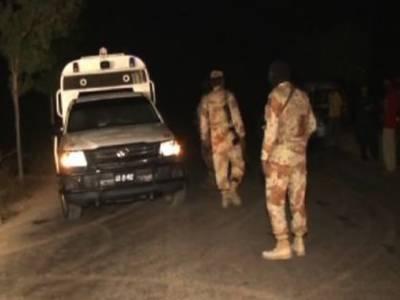 کراچی : گڈاب میں رینجرز سے مقابلے میں ہلاک ہونے والے4 دہشت گردوں کی شناخت ہو گئی