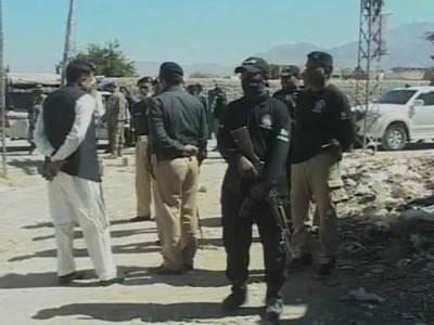 کوئٹہ :نامعلوم مسلح افرادکی فائرنگ سے ایف سی کے3 اہلکار جاں بحق