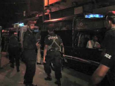 کراچی:کورنگی کے قریب سی ٹی ڈی کی کارروائی میں 3 دہشتگرد مارے گئے
