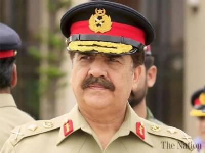 قطر کے وزیر مملکت دفاع نے آرمی چیف جنرل راحیل شریف سے ملاقات کی