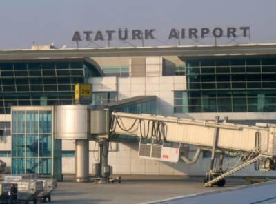 ترکی کے اتا ترک ایئر پورٹ پر فائرنگ سے خوف و ہراس پھیل گیا