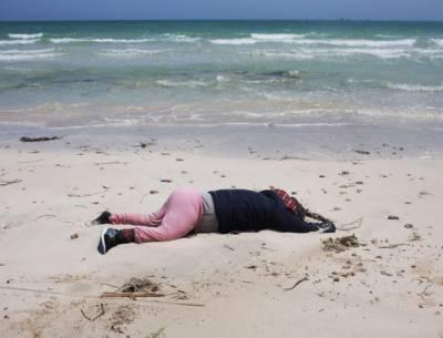 لیبیا کے ساحل سے یورپ پہنچنے کی کوشش کرنے والے چھ افراد کی لاشیں برآمد ہوئی ہیں ،رواں ہفتے کے دوران مرنے والوں کی تعداد اکتالیس ہوگئی