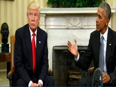 صدر اوباما کے نو منتخب صدر سے اختلافات دور نہ ہوسکے