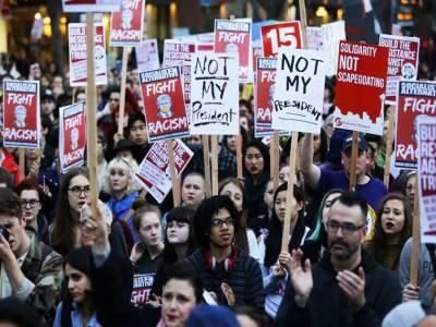 امریکہ:ریاست اوریگون میں ٹرمپ مخالف مظاہروں میں تشدد