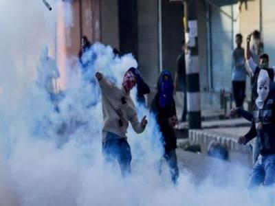 بھارت کا کشمیری مظاہرین کو بہرہ کرنےکا منصوبہ : دھماکہ خیز صوتی گولے چلانے کی منظوری