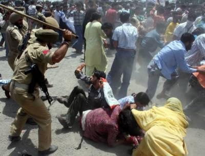 مقبوضہ جموں و کشمیر: حریت رہنماؤں نے بھارتی مظالم کے خلاف احتجاج کی کال آٹھ دسبمرتک بڑھا دی