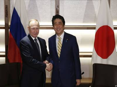 جاپان اور روس سربراہ اجلاس، 68 معاہدوں پر دستخط
