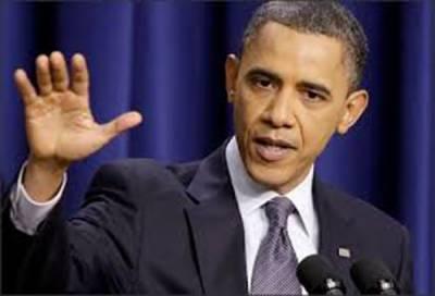 حلب میں بربریت کے ذمہ دار ایران، روس اور بشار الاسد ہیں،صدر اوباما