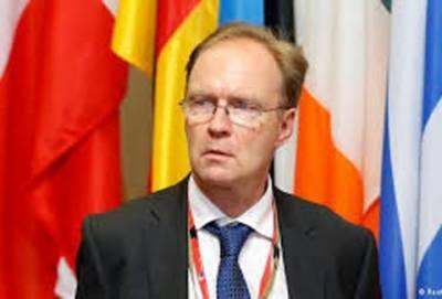 برطانوی سفیر برائے یورپی یونین مستعفی
